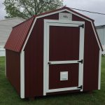 Mini Barn Shed Portable Building
