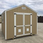Utility Shed Portable Building