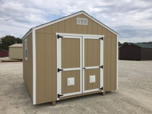Utility Shed Portable Building - wooden sheds